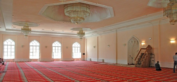 NRW Öffnung Moscheen Mai