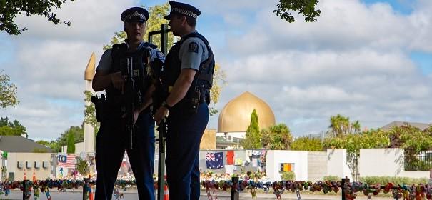 Sicherheit Moscheen