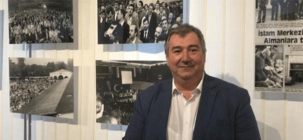 Vorsitzender der DITIB-Hessen Salih Özkan