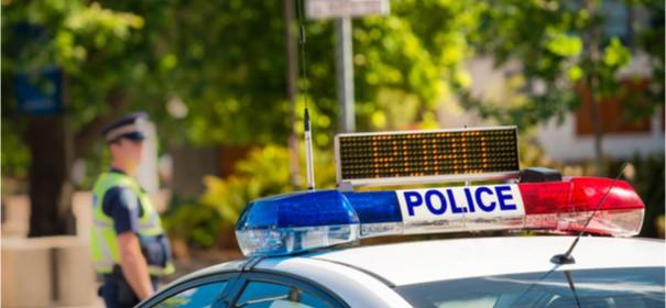 Australien Polizei © shutterstock, bearbeitet by iQ