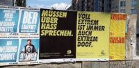 Gegen Antimuslimischen Rassismus © Facebook/ Claim, bearbeitet by iQ.