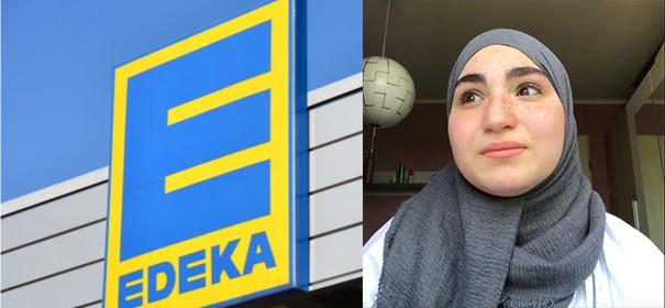 Edeka lehnt muslimische Schülerin ab @shutterstock, bearbeitet by iQ.