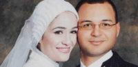Marwa El-Sherbini und ihr Ehemann Elwy © Facebook, bearbeitet by iQ.
