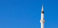 Gebetsruf Minarette