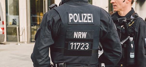 Polizei-Chats NRW Polizei, Verdachtsfälle, Rechte Chats