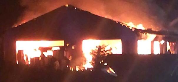 Moschee Explosion Achern