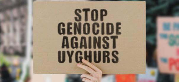 China Uiguren Menschenrechtsverletzungen