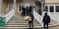 Polizei durchsucht Mevlana Moschee in Berlin
