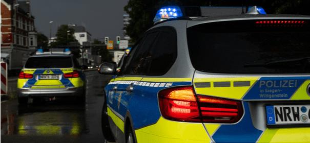 Polizei-NRW, neue rechte Verdachtsfälle © Facebook, bearbeitet by iQ.