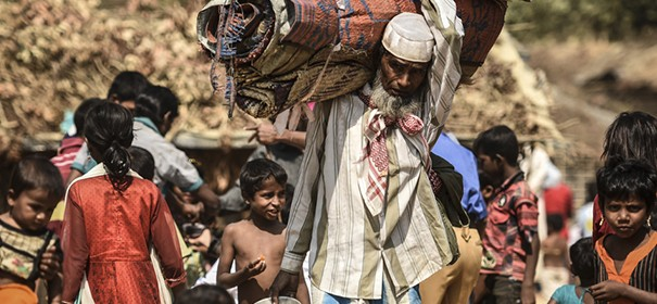 Rohingya-Muslime in Bangladesch