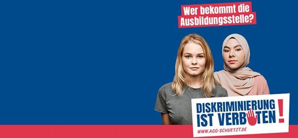 Diskriminierung ist verboten: Kampagne der Antidiskriminierungsstelle