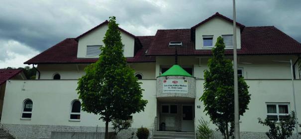 Islamfeindliche Zettel nahe Ömer Moschee Sulz am Neckar