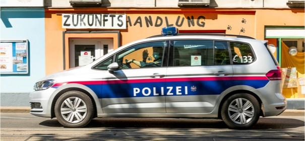 Kundgebung, Polizei Wien