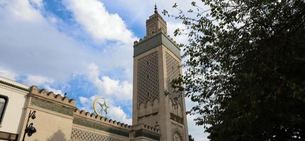 Große Moschee in Paris