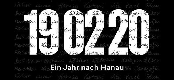 Podcast über Anschlag in Hanau