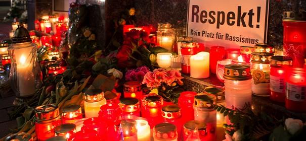 Rassistische Anschläge in Deutschland