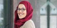 Asmaa El Maaroufi © Shirin Fachar, bearbeitet by iQ.