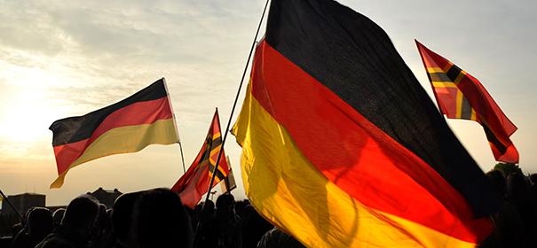 Symbolbild: Rechtsextremismus in Deutschland