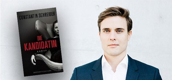"""""""Die Kandidatin"""" – ein reaktionäres Manifest gegen Muslime Constantin Schreiber"""