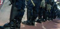 """Innenminister spricht von """"Verrohung in Teilen des SEK Frankfurt"""" (c)shutterstock, bearbeitet by iQ"""