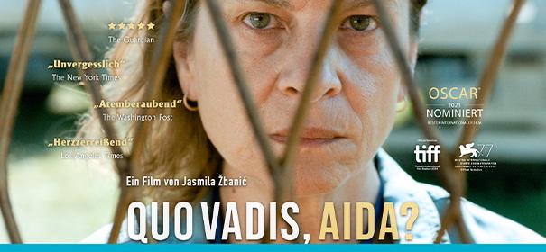 Drama: Quo Vadis Aida © Screenshot: quovadisaida.de