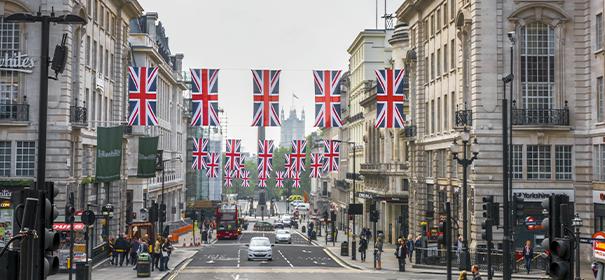 Symbolbild: Großbritannien © Shutterstock, bearbeitet by iQ