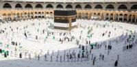 Nur 60.000 Pilger nehmen an der diesjährigen Hadsch teil