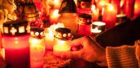 Symbolbild: Kerzen für die Opfer in Würzburg