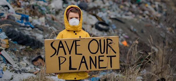 """""""Unsere Erde ist in Gefahr!"""""""