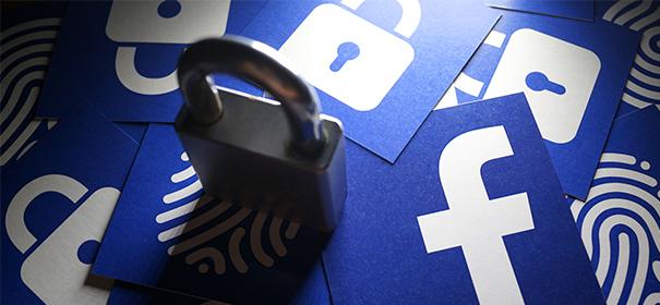 Symbolbild: Facebook sperrt Nutzer © shutterstock, bearbeitet by iQ