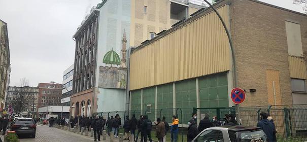 Symbolbild: Impfangebote in Hamburger Moscheen